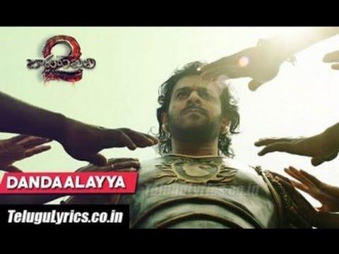 Dandaalayyaa  Full Video Song  Baahubali 2...