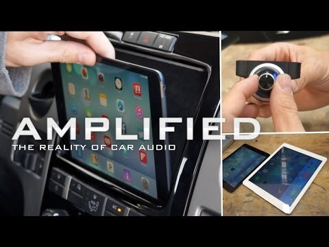 New IPads And Car Dashboards! IPad Install Tips - Amplified #128