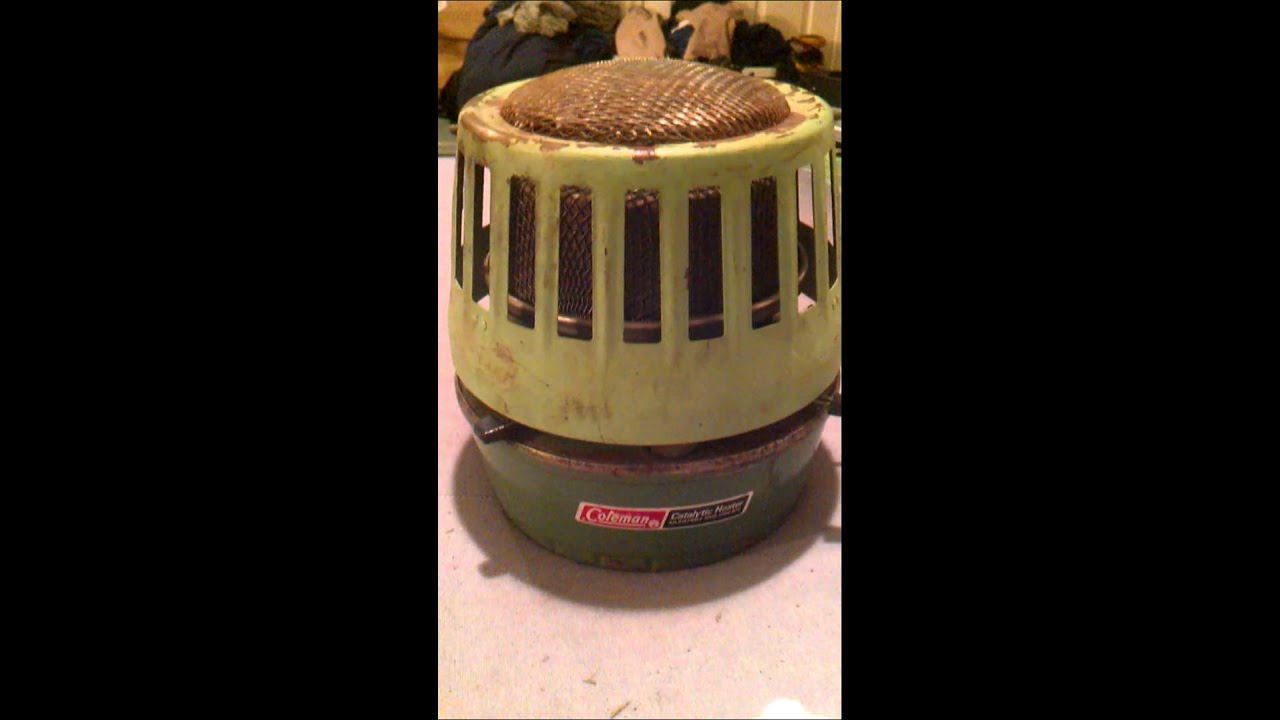how to make a catalytic heater