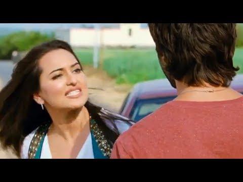 Sonakshi Sinha ill-treats Shahid Kapoor - R...Rajkumar (Dialogue Promo 10)