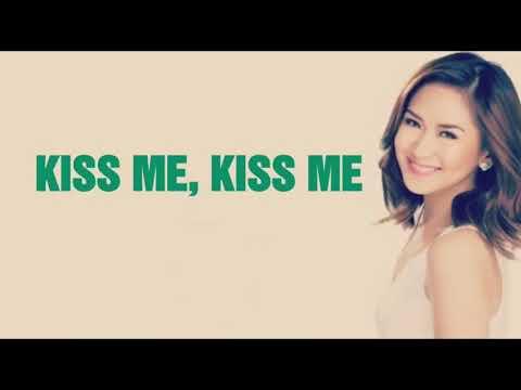 kiss-me,-kiss-me-(lyrics)--sarah-geronimo