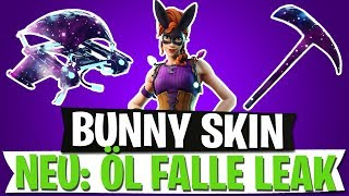 NEW: BUNNY & GALAXY SKIN UPDATE | OIL LEAK CASE | Fortnite Battle Royale