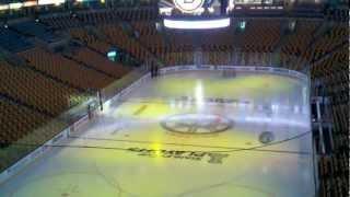 TD Garden - Bruins Pregame