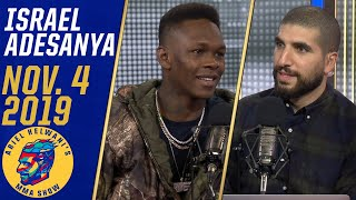 Israel Adesanya wants Yoel Romero, invites Jon Jones to 185 pounds | Ariel Helwani's MMA Show