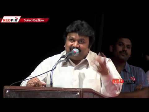 Actor Sivaji Ganesan Birthday -- Actor Prabu emotional speech -- Red Pix Travel Video