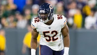 Khalil Mack || New Monster of the Midway || Bears Highlights Mix