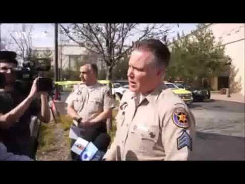 SHERIFF'S VIDEO STATEMENT FOLLOWING DEADLY SHOOTING AT THOUSAND OAKS MALL, UPDATED 6_58PM_