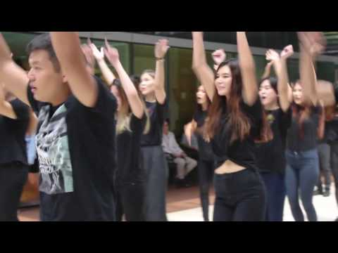 Kazakhstan Independence Day Flashmob 2016