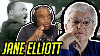 "Oprah's ""Anti-Racism"" Indoctrinator Jane Elliott Puts Her Tail Between Her Legs and RUNS from Jesse"