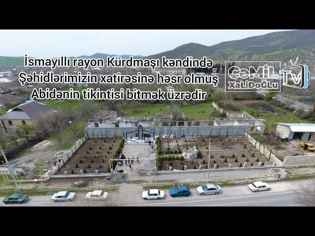 İsmayıllı rayon Kürdmaşı kənd könüllülər birliyinin fəalları