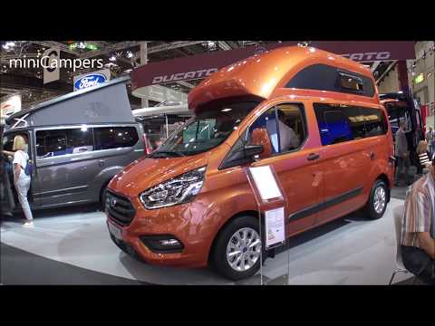 Ford Transit camper - Custom for Nugget 2019