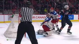 МЧМ - 2015, 1/4 финала, Россия - США 3 - 2.