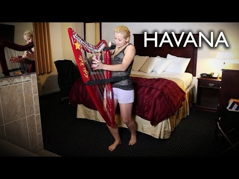 Havana - Kiki Bello (Electric Harp - Arpa Eléctrica)