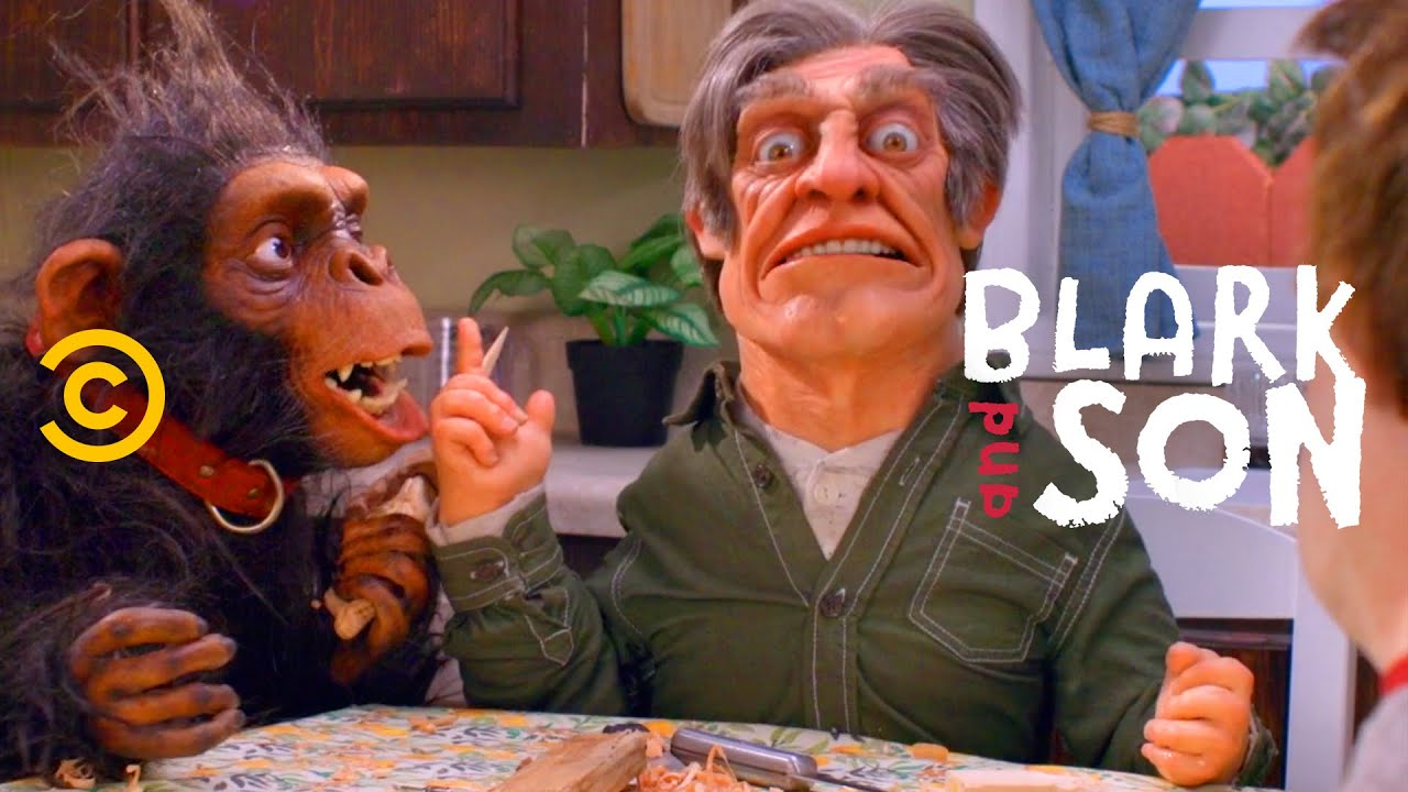 Download A Boy and His Chimpanzee Brother – Blark and Son (Season 2, Ep. 1)