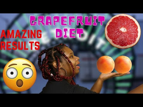 I tried the grapefruit diet   EASY FAST WEIGHTLOSS