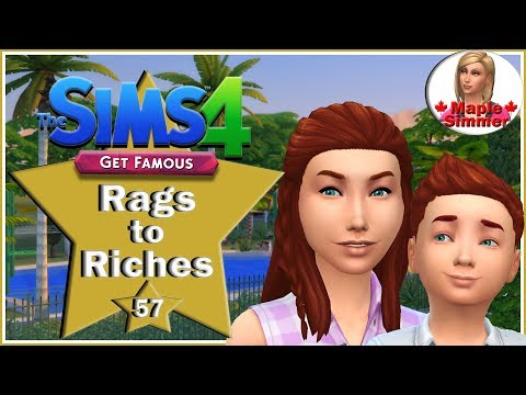The Sims 4: Get Famous Rags to Riches Challenge Pt 57: World