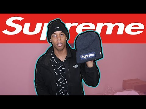 SUPREME FW18 WEEK 12 PICK-UPS (IN HAND)