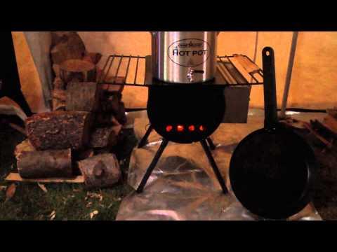 Camp Chef Alpine Heavy Duty Cylinder Stove