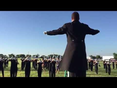 The Academy 2016 Hornline Warm-Up (DCI Denton @ Denton, Texas)