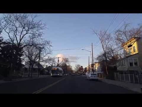 Driving from Hillcrest to Corona Queens,New York