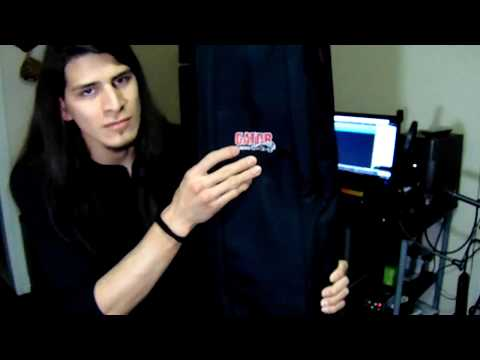 Unboxing Gator Bass Gig Bag GB-4G Series