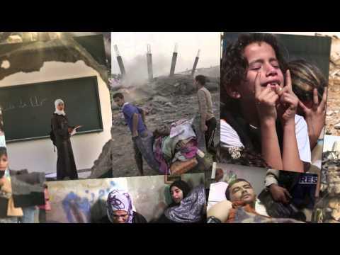 Urgence Gaza - Images du terrain - Human Appeal France