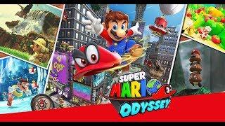 Super Mario Odyssey 100% speedrun part 3