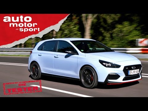 Hyundai i30N Performance: Krawall-Bruder mit echtem Talent? - Test/Review | auto motor & sport