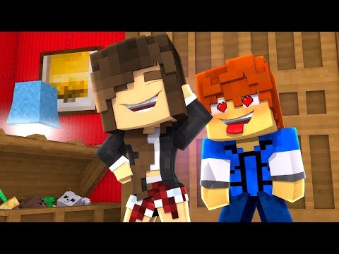 Minecraft Daycare - GOLDY IS HOT !?