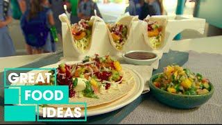 Crispy Fish Tacos For School Lunches | Food | Great Home Ideas