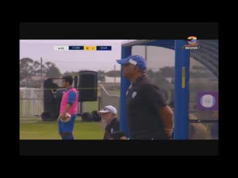 Gol de Guatemala ante Curazao - Campeonato Sub 20 de Concacaf
