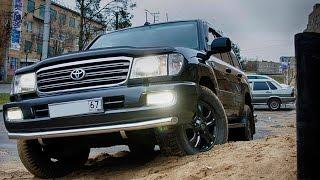 видео Toyota Land Cruiser Prado: последний из могикан