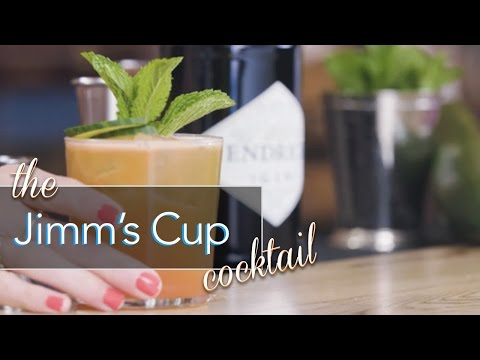 Jimm's Cup Cocktail - The Proper Pour with Charlotte Voisey - S5E9