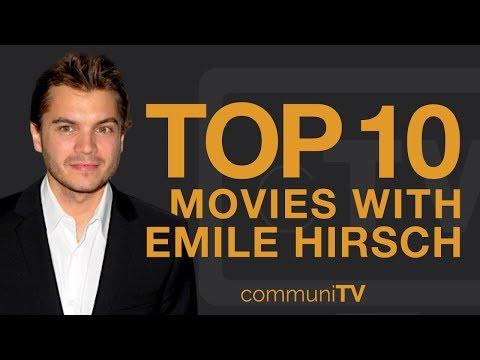 Top 10 Emile Hirsch Movies