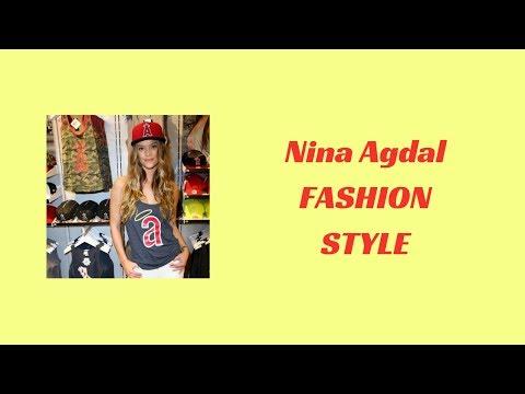 Nina Agdal Fashion Style