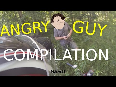 ANGRY PEOPLE VS Biker COMPILATION Vol. 3 | 2016