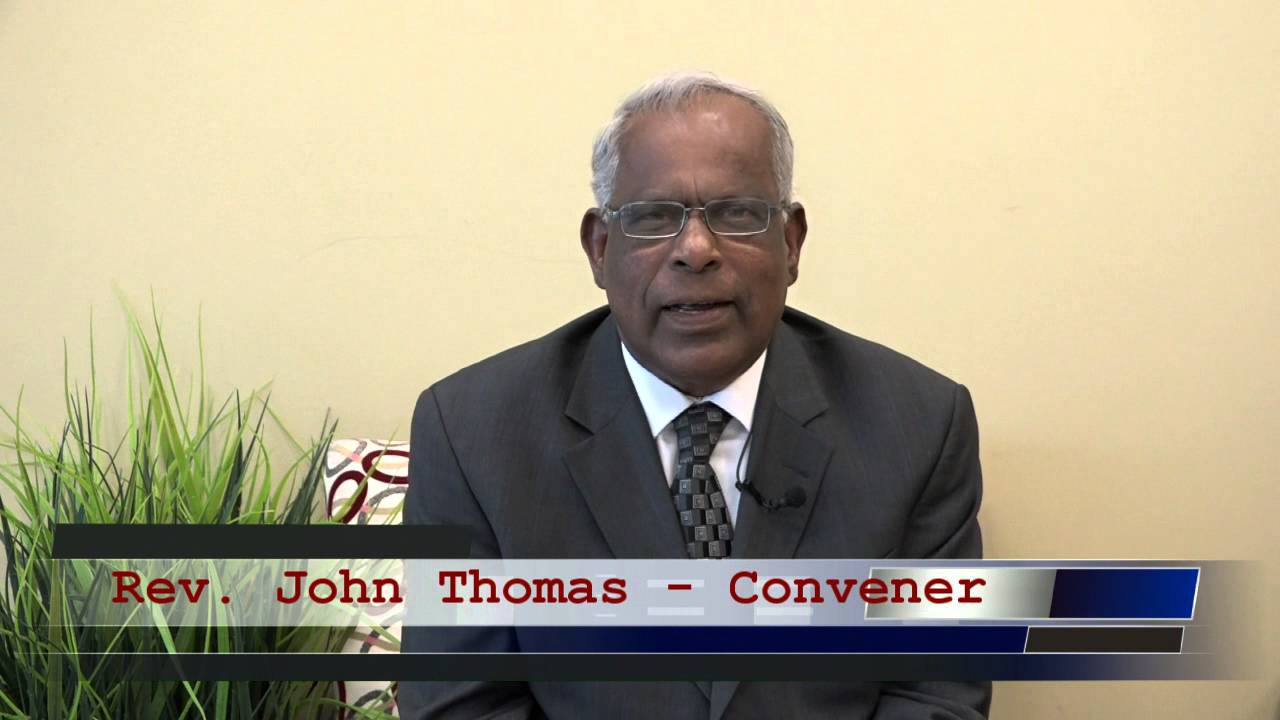 14th IPC Family Conference 2016 New York Promotional Meeting On April  Rev. John Thomas Convener