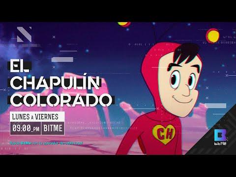 El Chapulín Colorado Animado (nuevo horario) - BitMe