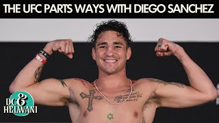 Reacting to the UFC parting ways with Diego Sanchez | DC & Helwani