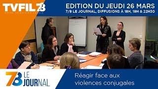 7/8 Le Journal – Edition du jeudi 26 mars 2015