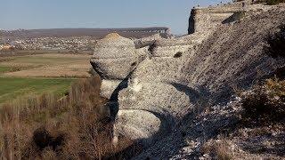 Крым. Гора Крокодил (Арман-Кая, Бор-Кая)