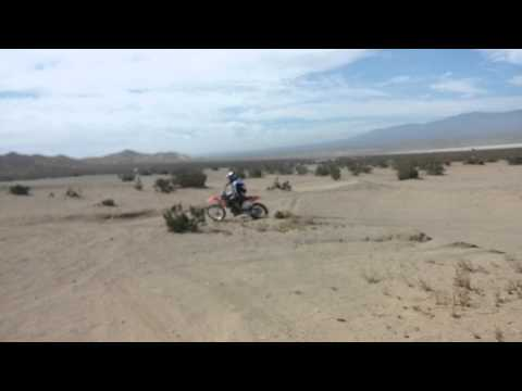 Riding el mirage ACTON jackson