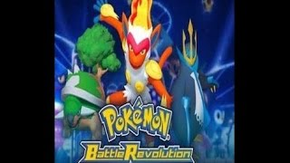 pokemon battle revolution part 1 (hacky mons fun for me angiest comp)