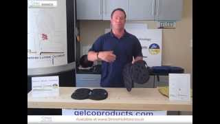 Gelco GSeat Ultra Pressure Cushion Review - How to Choose the Best Seat Cushion