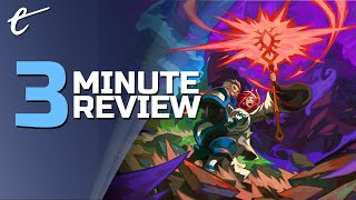 Flynn: Son of Crimson | Review in 3 Minutes (Video Game Video Review)
