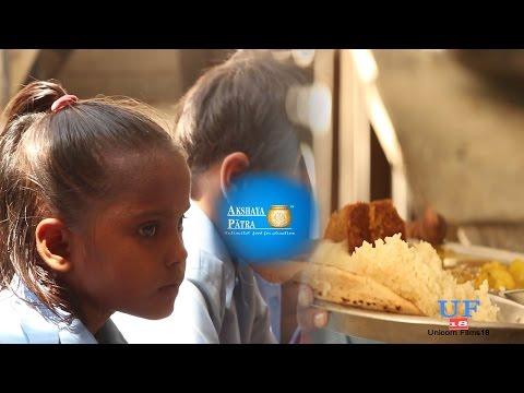 Akshay patra Mid day meal program Documentary