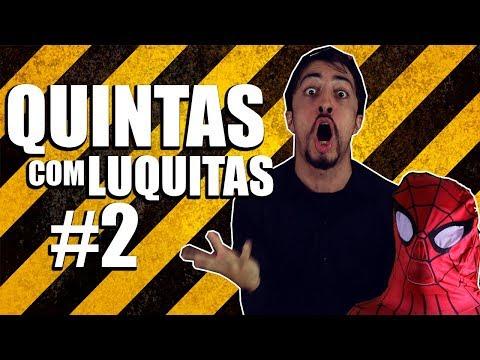 DESAFIO DA INTERVENÇÃO MILITAR - QUINTAS COM LUQUITAS #2
