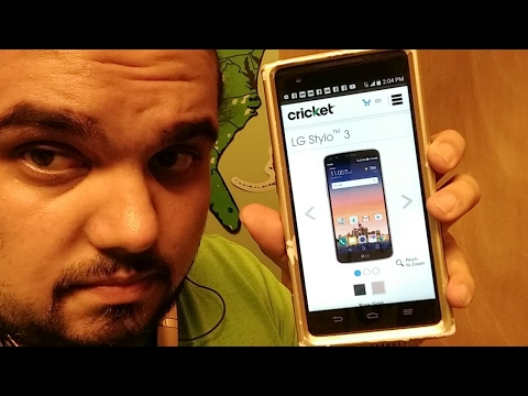 LG Stylo 3 Cricket Wireless Review Of Specs & Features