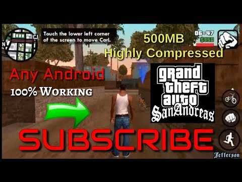download gta san andreas for ppsspp emulator highly compressed