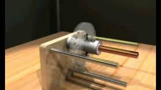 De Busch Dario moteur source d'énergie magnétique Free Open 4